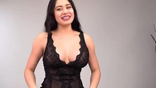 23 cum shots for Mexican Giselle Montes, Bukakke Squirt