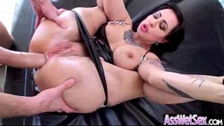 (dollie darko) Naughty Girl With Huge Round Butt Get Anal On Tape mov-10