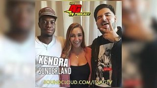 Kendra Sunderland Was The Girl Caught Sex Caming in School Library